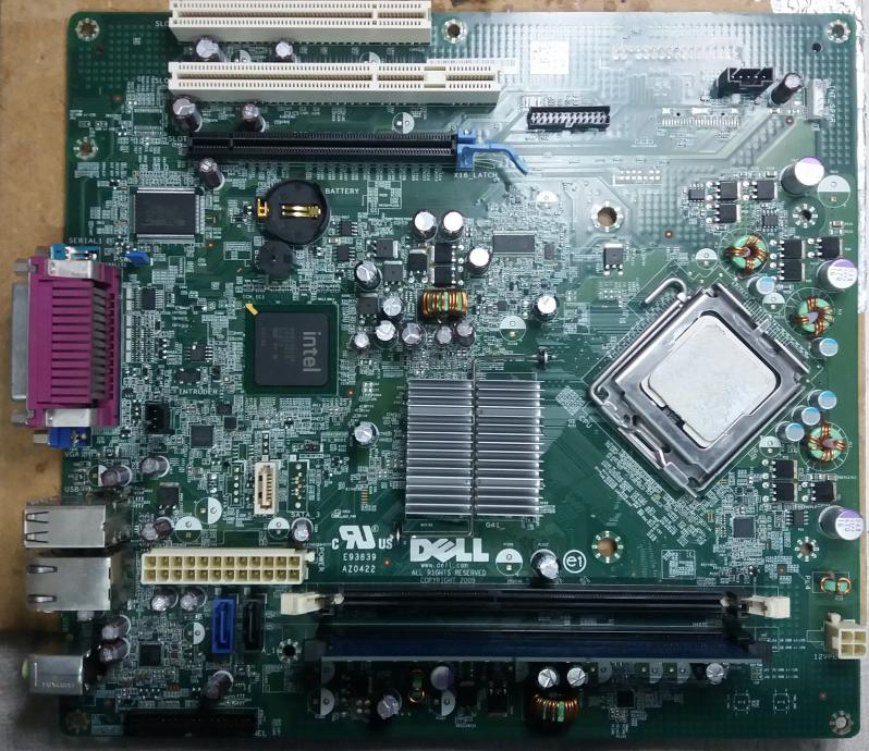 Dell Motherboard E93839 Ka0121 - Dell Photos and Images 2018